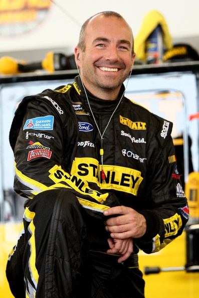 Marcos Ambrose drives the #9 Ford Fusion for Richard Petty Motorsports