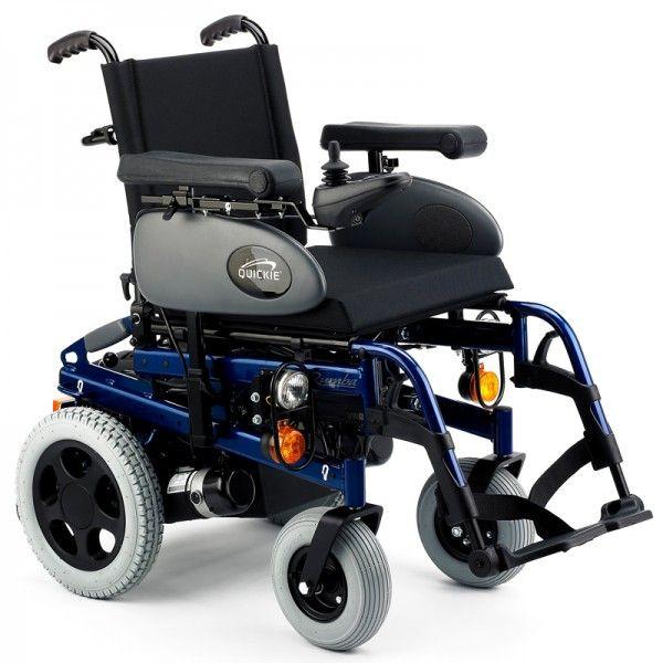 silla de ruedas electrica rumba