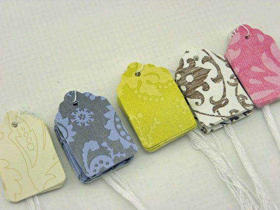 50 hang tag price tags jewelry tags gift tags assorted