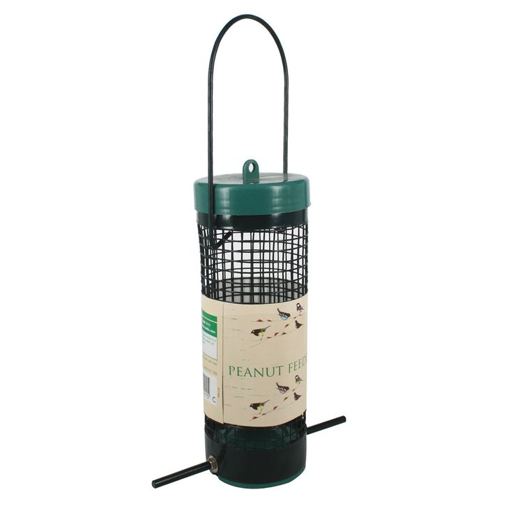 Andux Land Green Wild Bird Feeder,Peanut/Sunflower Screen Feeder CW/NL01|CW/NL01|Others