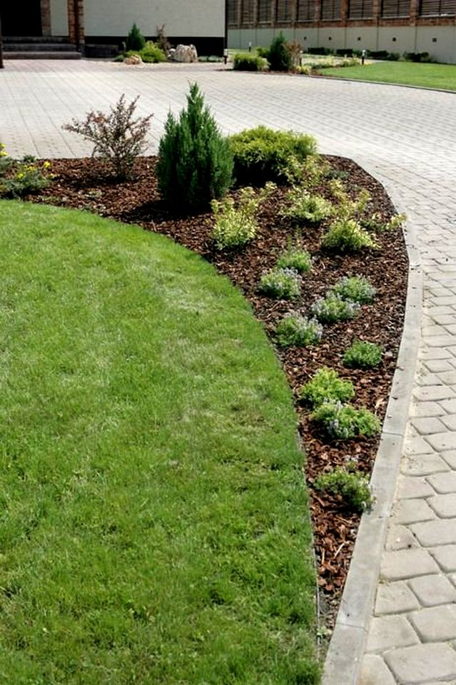 1000 ideas about lawn edging on pinterest plastic lawn for Landscape edging