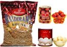 Shopping online ragulla, gulabJamun, bhujia with free diyas fro Hyderabad delivery. Secured online gifts delivery to all location in Hyderabad. Visit our site : www.flowersgiftshyderabad.com/Diwali-Gifts-to-Hyderabad.php