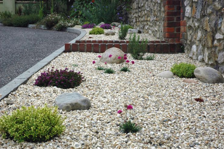The garden design planting scheme using varieties from Rainbow Plants