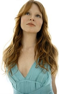 Lauren Ambrose, actress  a hundred times i love her.