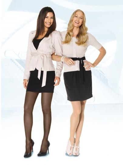 Exceptional Sheerness Fashionable sheer medical graduated compression hosiery.  Constructed from double-covered inlay yarns for softness against the skin.  Excellent breathability and moisture management for added comfort.