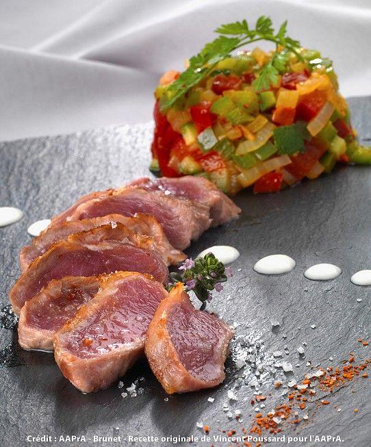 Recette Noisettes d'agneau de lait des Pyrénées crème d'ail | Gastronomie | Tourisme Sud-Ouest | Aquitaine OnLine