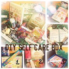 Don'tBurstMyBubble...: DIY : Self Care Box !