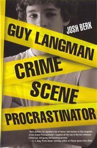 http://www.adlibris.com/se/organisationer/product.aspx?isbn=0375846271 | Titel: Guy Langman, Crime Scene Procrastinator - Författare: Josh Berk - ISBN: 0375846271 - Pris: 114 kr