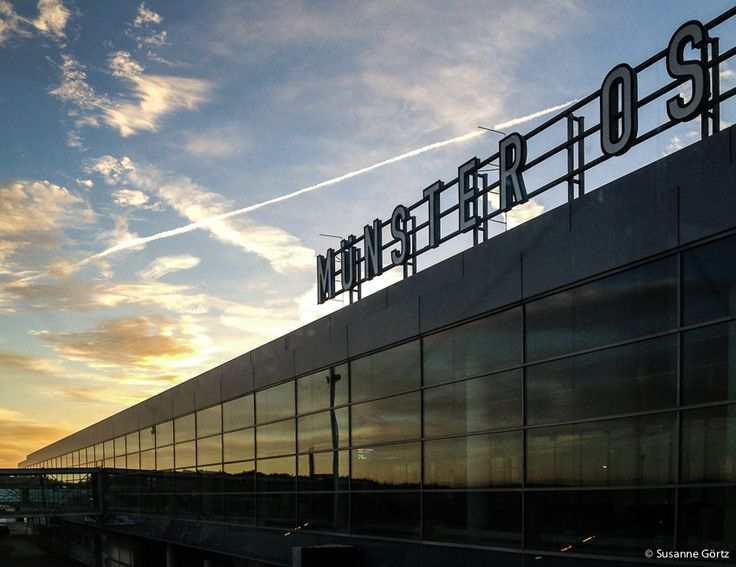 airport - Münster-Osnabrück, Germany - #Muenster