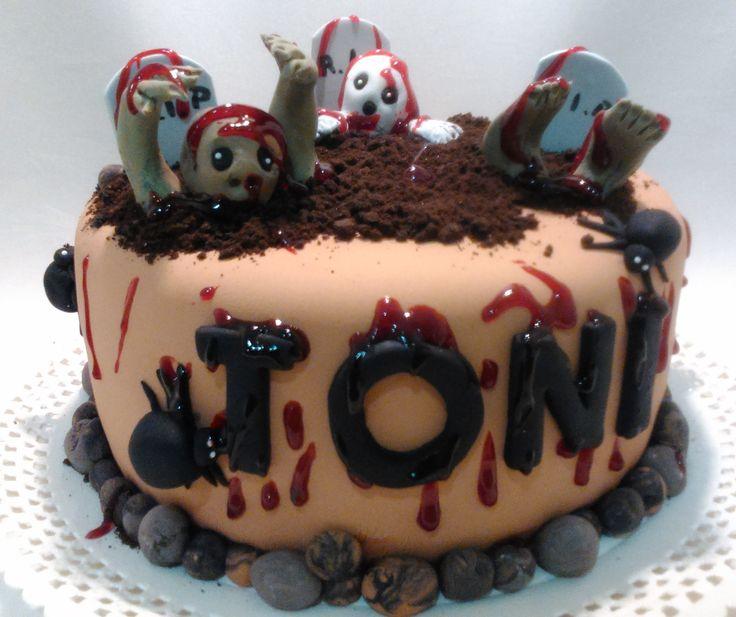 ¡Apocalipsis zombie!