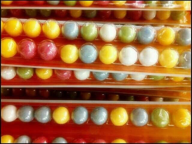 Bubble Gum Strips