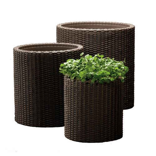 Found it at Joss & Main - 3-Piece Moriah Planter Set