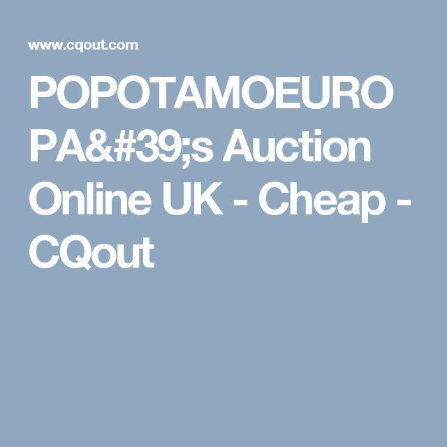 POPOTAMOEUROPA's  Auction Online UK - Cheap  - CQout
