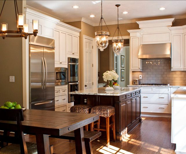 ordinary warm kitchen colors ideas