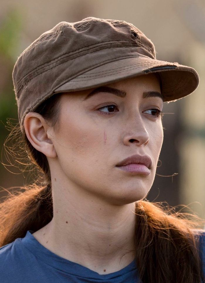 Rosita Espinosa Tv Series Tv Series The Walking Dead
