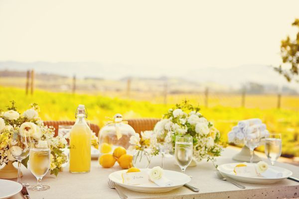 25 Best Ideas About Yellow Bridal Showers On Pinterest