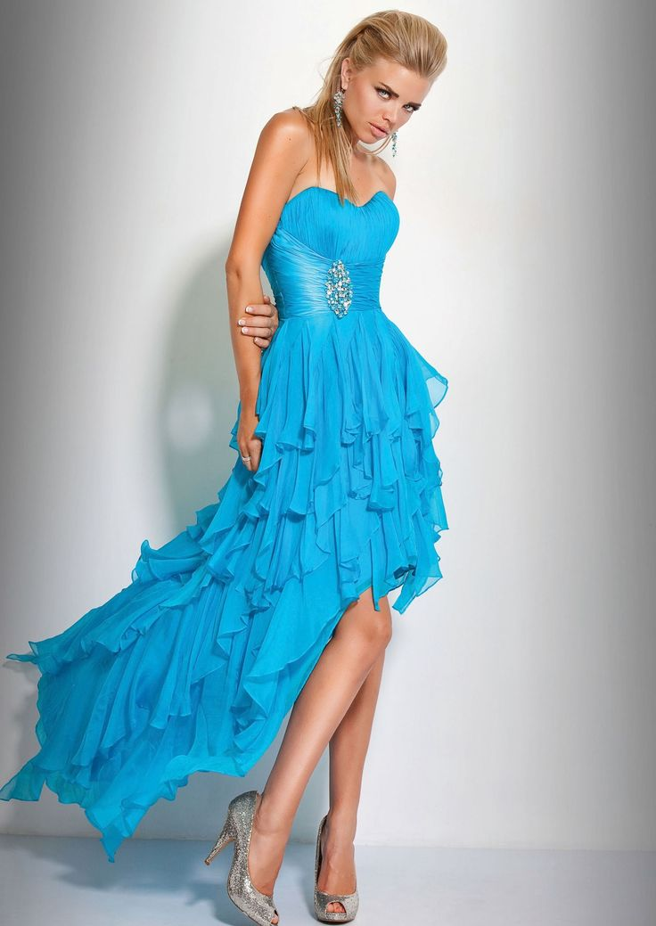 376 best Homecoming Dresses images on Pinterest   Party wear dresses ...