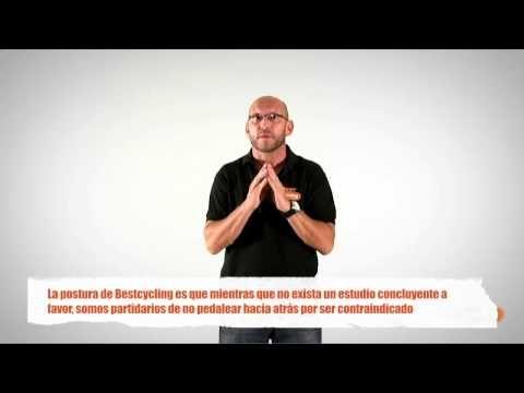 ▶ 7. ¿Es perjudicial pedalear hacia atrás en una clase de ciclismo indoor? - YouTube