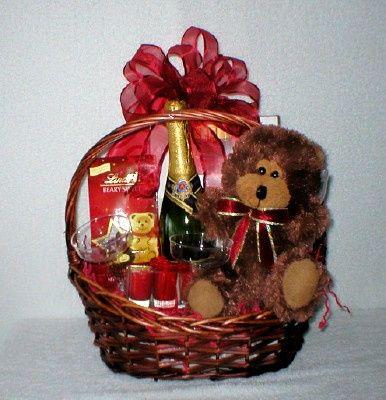Valentine's Day Homemade Gift Baskets | Valentine's Day Gift Baskets!