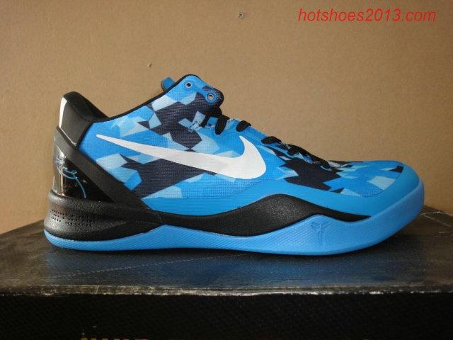 Best Cheap Nike Kobe 8 Black Blue