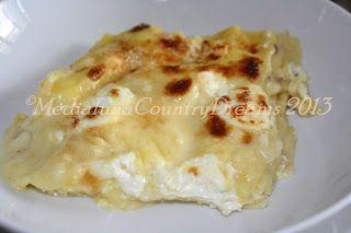 Country Dreams: Lasagne Arancio e Mascarpone