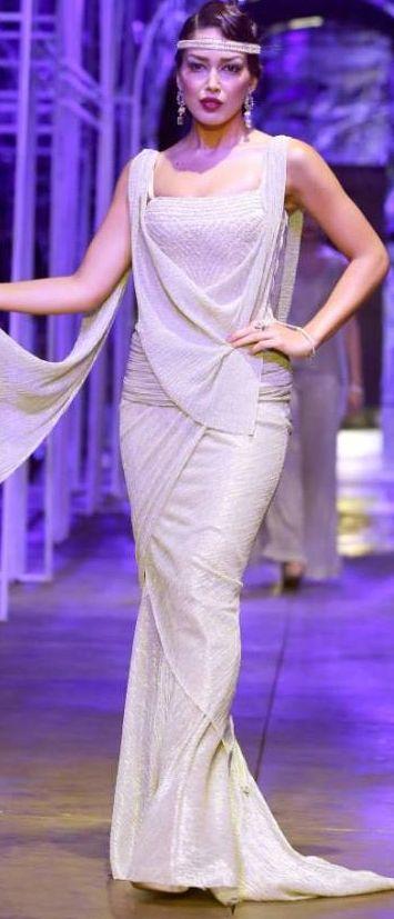 india bridal fashion week  2013 ... Do I see a potential maxi ??