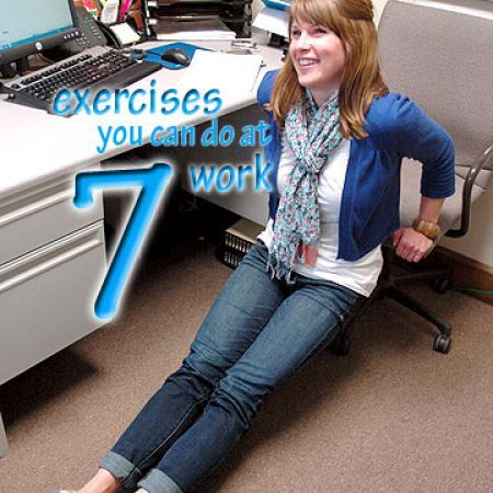 No time for exercise? Take your workout to work!: Exerci You Cans Do At Work, Exerci At Your Desks, Exerci To Do At Work, Healthy Weight, No Excuses, Gym Membership, Membership Requir, Healthy Fit, Desks Exercise