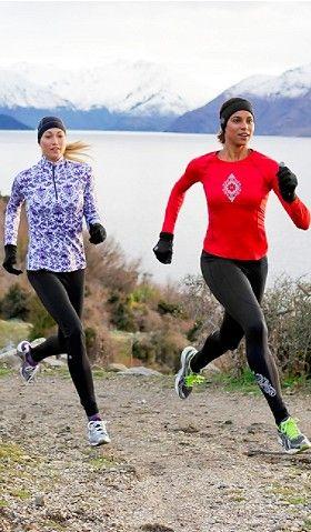 Love Athleta's running clothes!!!  my reward when I run 3 km