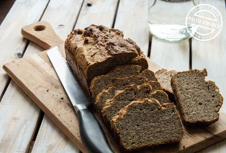 Zutaten für einen Laib Brot (Kastenform) 200g Mandelmehl (alternativ im leistungsstarken Mixer selber mahlen) 2 EL Leinsamenmehl (alternativ im leistungsstarken Mixer selber mahlen) 2 EL Kokosmehl …