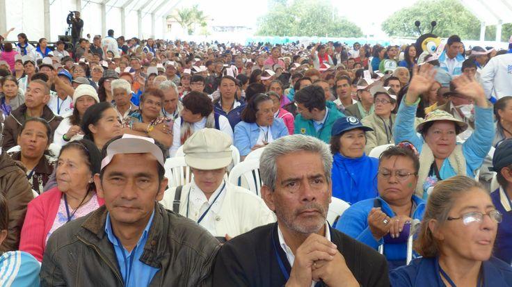 Notas de Acción: Más de cuatro mil asistentes a la II Asamblea Comu...