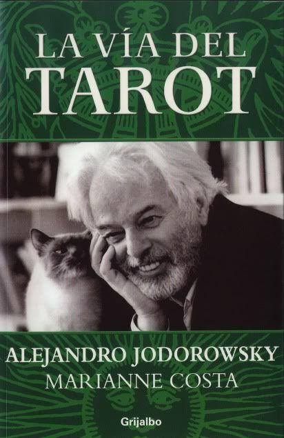 La vía del tarot en PDF de Alejandro Jodorowsky