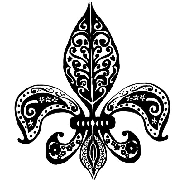 paisley fleur de lis my style pinterest fleur de lis love this and love. Black Bedroom Furniture Sets. Home Design Ideas