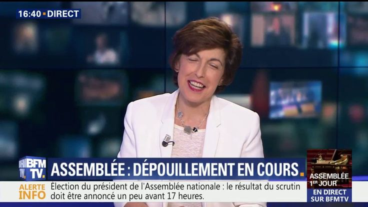 Quand Christophe Barbier retire sa cravate sur le plateau de BFMTV