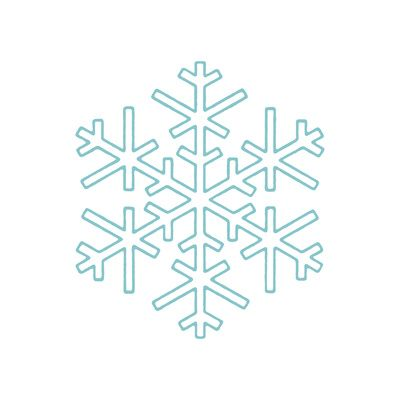7 best Plantillas copos de nieve para imprimir images on Pinterest ...