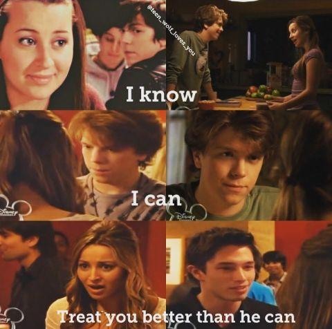 Casey and Derek. Life with Derek #Dasey