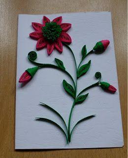 cadouri handmade - quilling art: