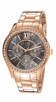 Esprit Damenuhr Paige Multi Rose Gold ES107782003