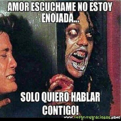 Que No Estoy Enojada!!!!! #ImagenDelDia