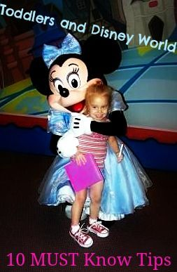 Toddlers and Disney World: 10 Must Know Tips