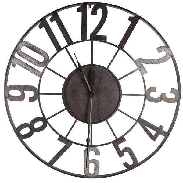 17 beste idee n over grote wandklokken op pinterest grote klokken wandklokken en klokken - Klok cm ...