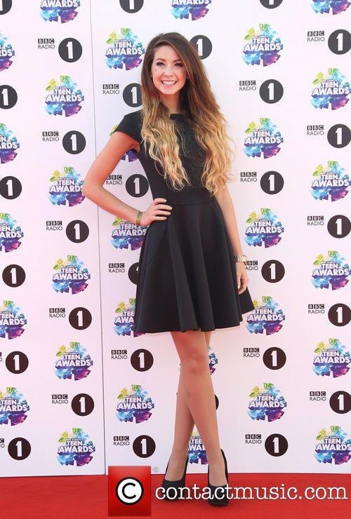 International, famous youtuber, Zoella, who has builded her channel to be fantabulous
