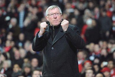 Alex Ferguson Mengidap Penyakit Kejiwaan