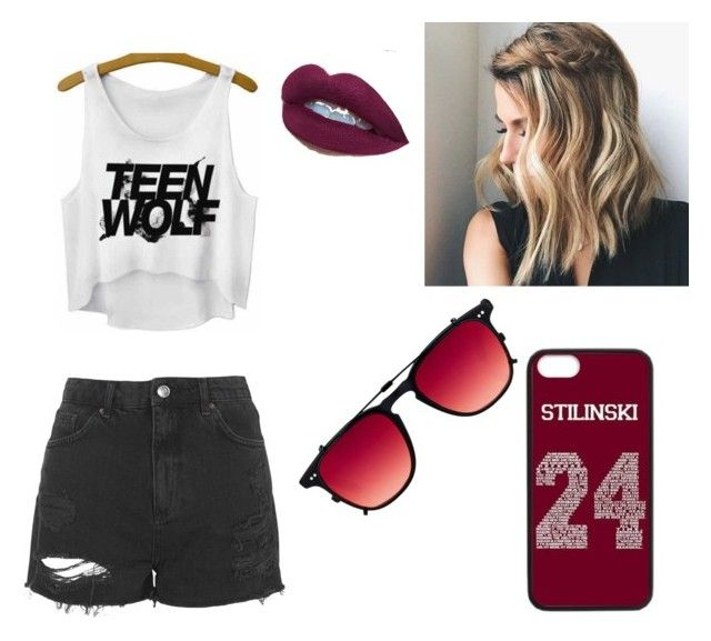 """Teen wolf Summer set"" by anita-gyulai on Polyvore"