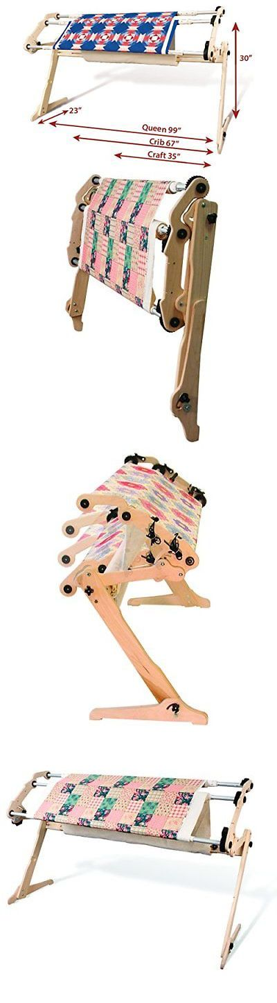 Quilt Hangers and Stands 83959: Grace Start-Right Ez3 No-Baste Hand Quilting Frame -> BUY IT NOW ONLY: $264.24 on eBay!