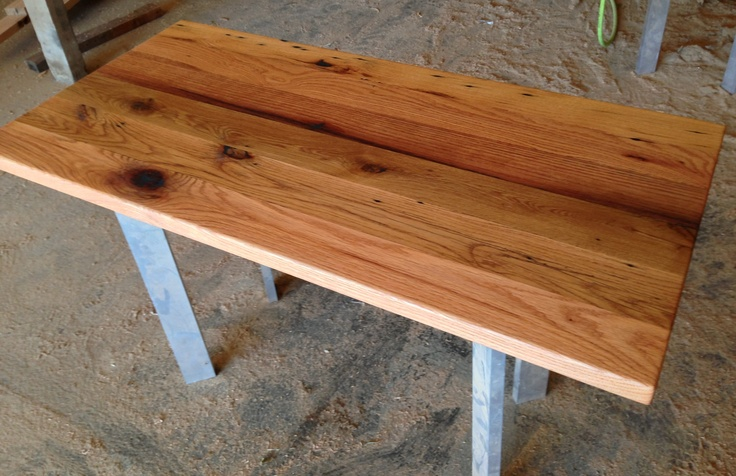 Reclaimed Wood Countertops reclaimed wood countertop | antique oak | rubio monocoat pure
