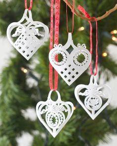 Christmas DIY on Pinterest | Danish Christmas, Paper Stars and ...