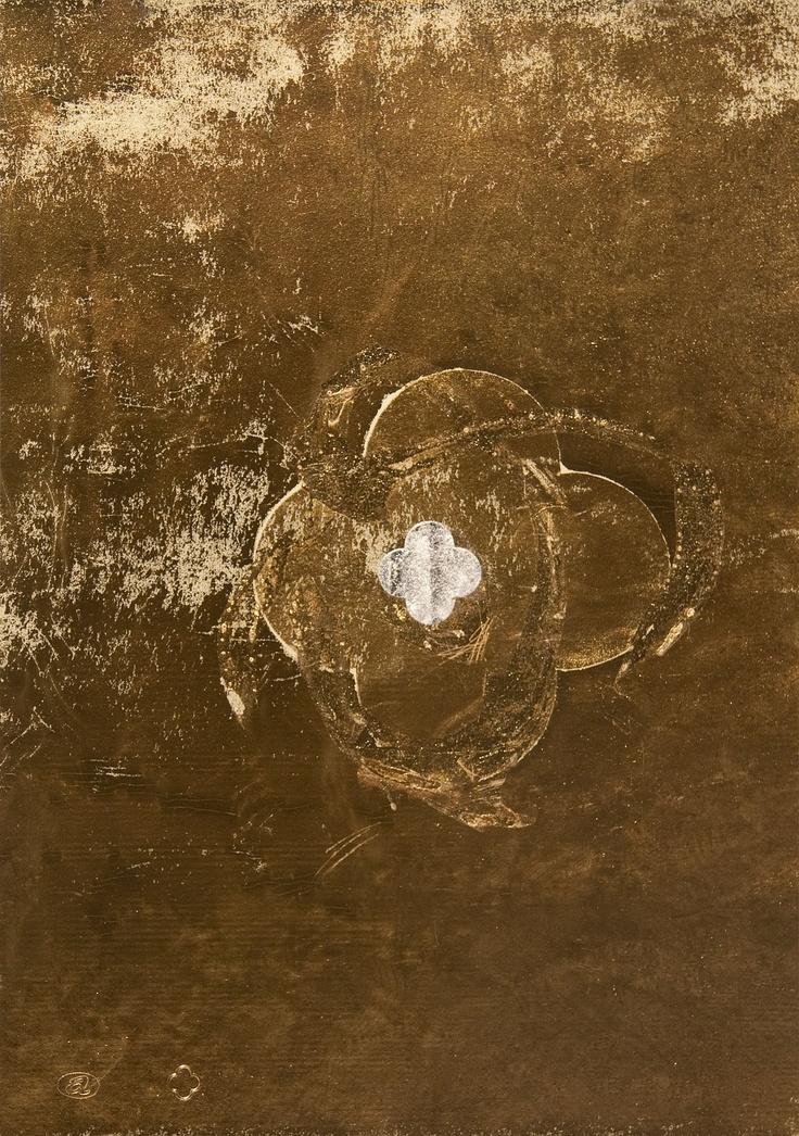 ƸӜƷ Max Gimblett, Transformation - Water Spill, 2009