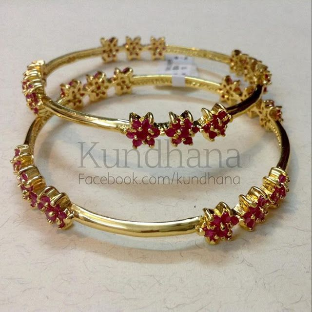Exceeding collections of jewellery from kundhana jewellery.for more visit:http://creativelycarvedlife.blogspot.in/