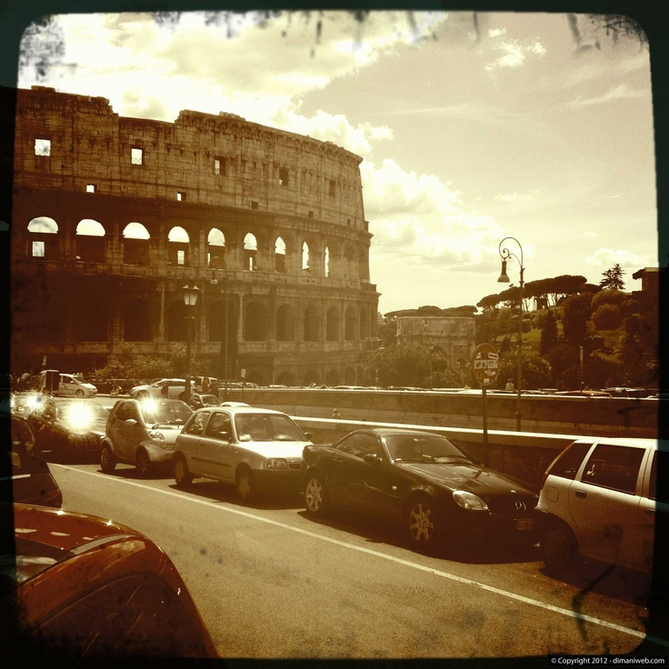 The Old Colosseum