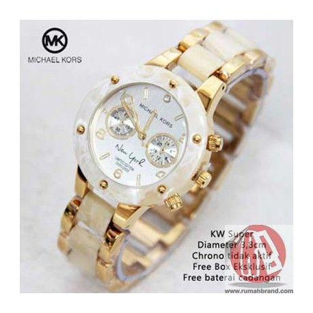 Michael Kors NY (J-829) @Rp. 180.000,-    http://rumahbrand.com/tren-wanita/1506-michael-kors-ny.html  #hadiah #kado #jam #clock #souvenir #digital #waktu #watch #gimmick #fashion #rumahbrand #tren #trendy #murah #store #jamtangan #mall #style #shopping #retail #rumah #mal #fancy #brand #grosir #pukul #lonceng #arloji #pencatatwaktu #penjagawaktu #hour #time #ticker #timepiece #horologe #timekeeper #analog #jamdigital #jamanalog #jammurah #jamtanganmurah #bazaar #jamtangankeren…